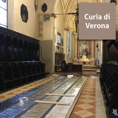 sistema CALDO curia di Verona