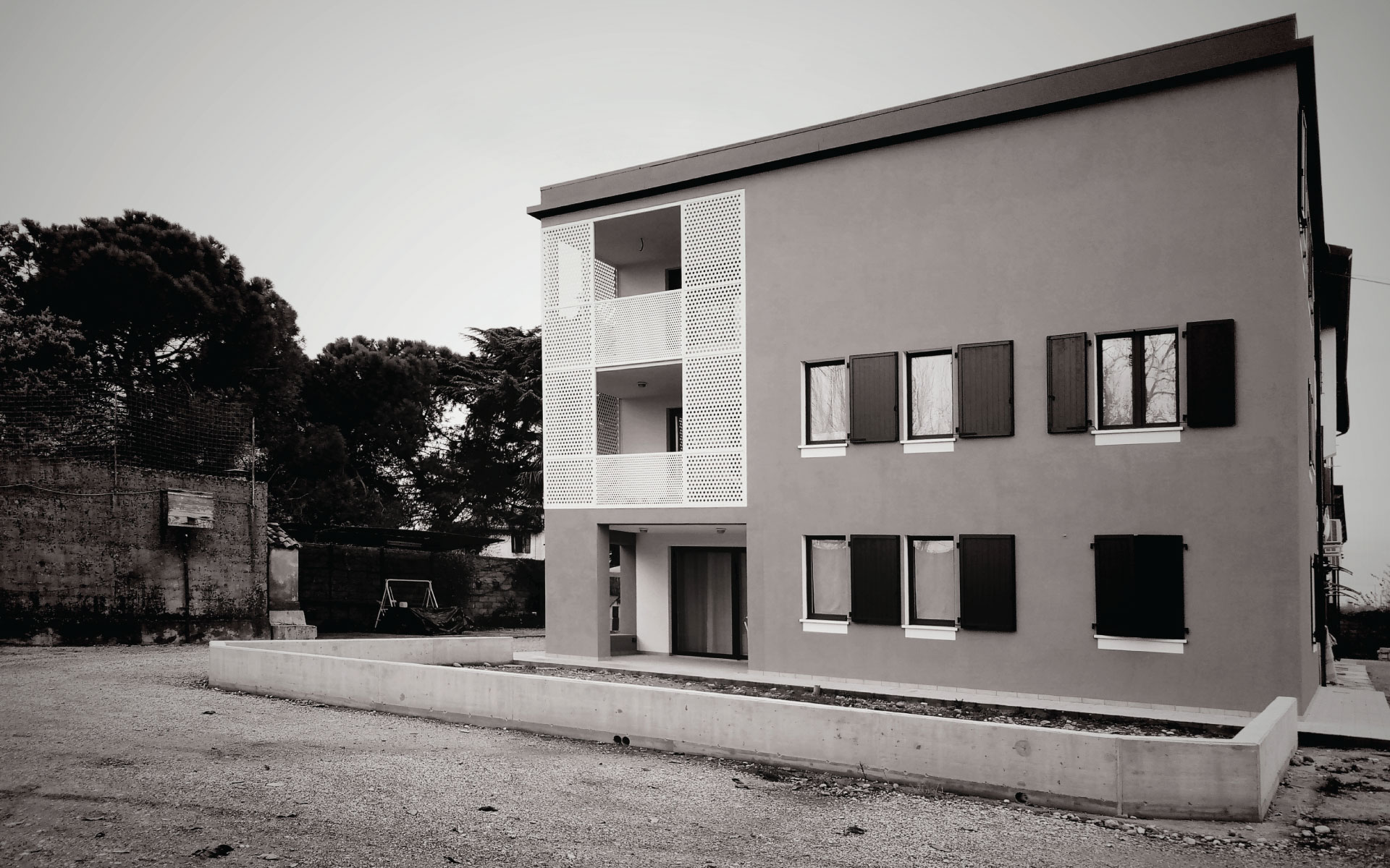 Easytech sistema CALDO Condominio MM