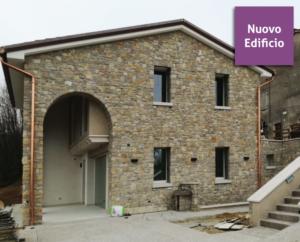 Easytech sistema CALDO Nuovo Edificio Villa CM
