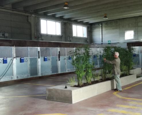 Easytech sistema CALDO Resort Canino Pescantina