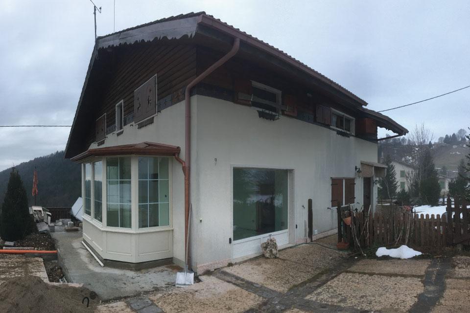 Easytech sistema CALDO Ristrutturazione casa vacanza SP