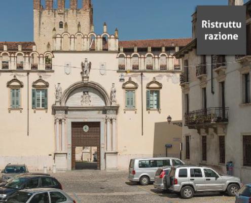 Easytech sistema CALDO Ristrutturazione AR centro storico